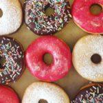 Donut vegani