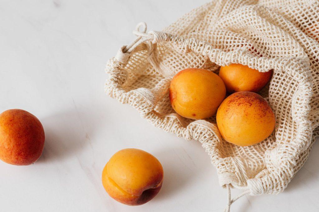 Sacchetto frutta verdura riutilizzabile