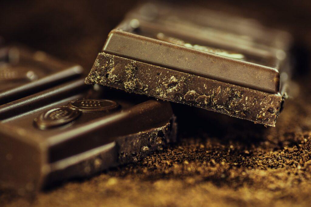 cioccolato fondente vegan